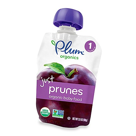 Popular Baby Registry Items Gt Plum Organics Just Fruit