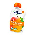 Plum Organics™ Just Fruit Mangos Baby Pouch