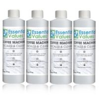 Essential Values 4-Pack Coffee Machine Descaler & Cleaner