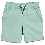 Sovereign Code™ Size 18M Twill Shorts in Green