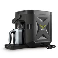OXX Coffeeboxx Coffee Maker in Black