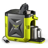 OXX Coffeeboxx Coffee Maker in Green