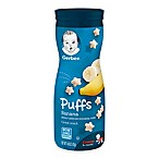 Gerber® Graduates® Fruit Puffs - Banana