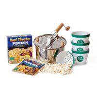 Whirley Pop™ Stainless Steel Popcorn Maker Starter Set