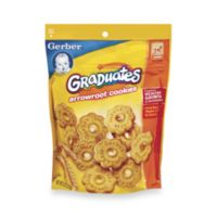 Gerber® Graduates® Arrowroot Cookies