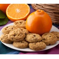 Dockside Market Honeybell Orange Cookies