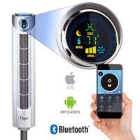 Ozeri® Ultra 42-Inch Oscillating Bluetooth Tower Fan