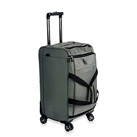 delsey helium x 39 pert lite 3 0 21 duffel trolley gray bed bath beyond. Black Bedroom Furniture Sets. Home Design Ideas