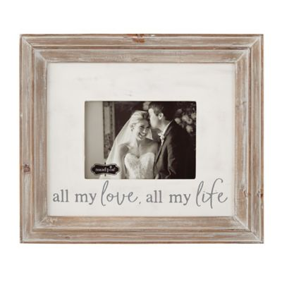 Buy Life Picture Frames From Bed Bath Beyond