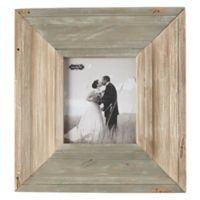 Mud Pie® 10-Inch x 12-Inch Reclaimed Wood Picture Frame