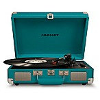 Crosley Cruiser Deluxe Turntable in Teal