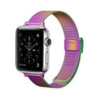 Element Works Apple Watch® 38mm Steel Band in Rainbow