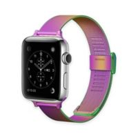 Element Works Apple Watch® 42mm Steel Band in Rainbow