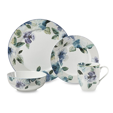 Mikasa 174 Paradise Bloom Dinnerware Bed Bath Amp Beyond