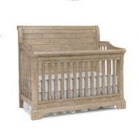 Cosi Bella Delfino 4-in-1 Convertible Crib in Farmhouse Pine