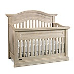 Cosi Bella Luciano 4-in-1 Convertible Crib in White Washed Pine
