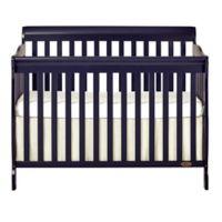 Dream On Me Ashton 4-in-1 Convertible Crib in Navy