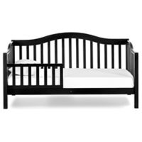 Dream On Me Austin Toddler Day Bed in Black