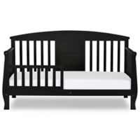 Dream On Me Dallas Toddler Day Bed in Black
