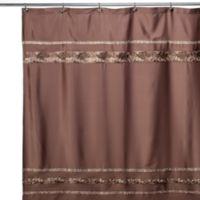 Croscill® Mosaic Tile 54-Inch x 78-Inch Fabric Stall Shower Curtain