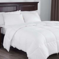 Puredown All Season Down Alternative Full/Queen Comforter in White