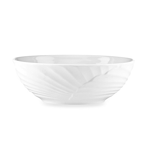 Marchesa by Lenox® Pleated Swirl 20-Ounce All Purpose Bowl