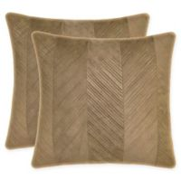 Mercer Square Decorative Pillows (Set of 2) in Taupe