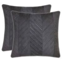 Mercer Square Decorative Pillows (Set of 2) in Grey