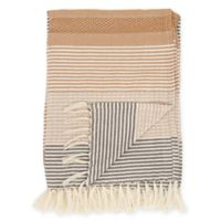Bravo Throw Blanket in Desert