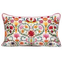 Carol & Frank Pippa Oblong Multicolor Throw Pillow
