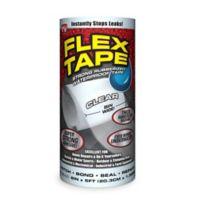 """Flex Tape™ 8"""" x 5' Clear Waterproof Tape"""