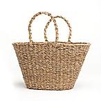 Fab Habitat™ Geneva Seagrass Bag in Natural