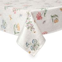 Lenox® Butterfly Meadow 52-Inch Square Tablecloth