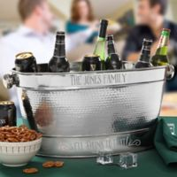 """""""I'll Drink to That"""" Stainless Steel Party Tub"""