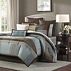 Lincoln Square 8-Piece California King Comforter Set
