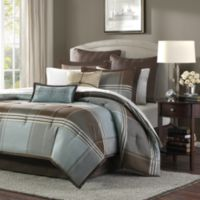 Lincoln Square 8-Piece Queen Comforter Set