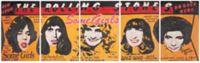 Safavieh Girl Power 14-Inch x 22-Inch Acrylic Wall Art (Set of 5)