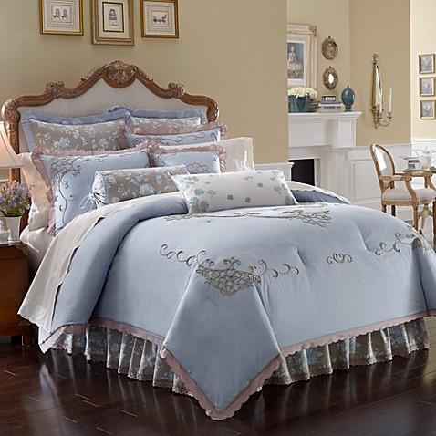 Superb Lenox® Rutledge Comforter Set And Accessories
