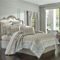 J. Queen New York™ Monticello California King Comforter Set in Sage