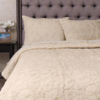 Amity Home Cozart Queen Quilt in Ivory