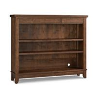 Dolce Babi® Grado Hutch/Bookcase in Farmhouse Brown