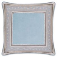 J. Queen New York™ Jordyn Olivia 20-Inch Square Throw Pillow in Taupe