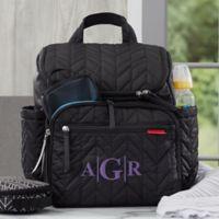 SKIP*HOP® Forma Backpack Diaper Bag in Jet Black