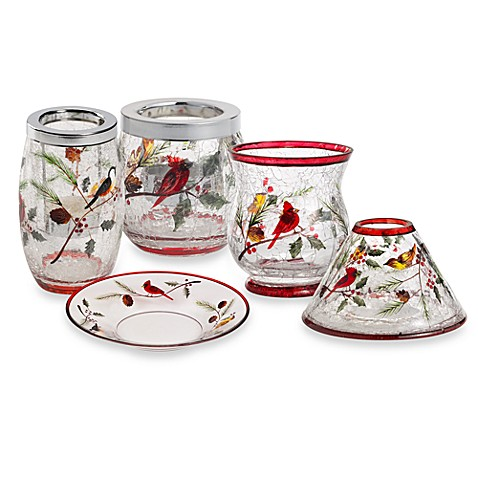 Yankee Candle 174 Winter Birds Crackle Candle Accessories