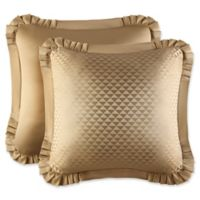 J. Queen New York™ Concord European Pillow Sham in Gold