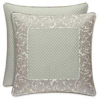 J. Queen New York™ Monticello European Pillow Sham in Sage