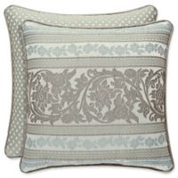 J. Queen New York™ Monticello 18-inch Square Throw Pillow in Sage