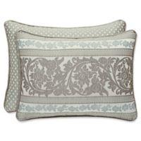 J. Queen New York™ Monticello Boudoir Throw Pillow in Sage