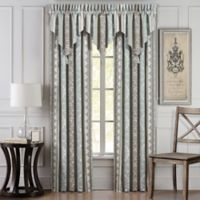J. Queen New York™ Monticello Ascot Window Valance in Sage