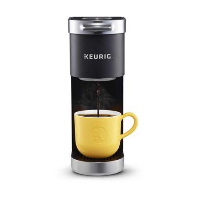 Keurig K-Mini Plus Single Serve K-Cup Pod Coffee Maker in Black